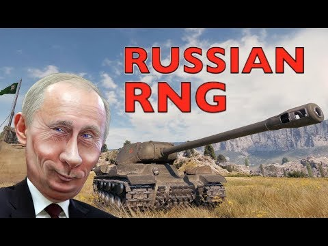 WOT - Russian RNG Explained | World of Tanks