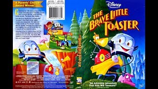 The Brave Little Toaster 2003 DVD Menu Walkthrough