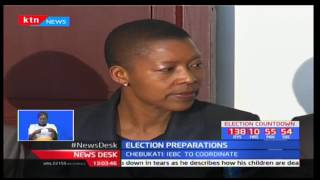 IEBC Chairperson-Wafula Chebukati on elections preparedness