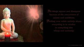 Buddha Quotes - Inspirational - Music For Yoga, Relaxation, Meditation & Sleep