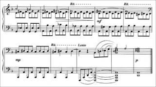 Richard Atkinson: Prelude and Fugue No. 1 in D minor (Richard Atkinson, piano)