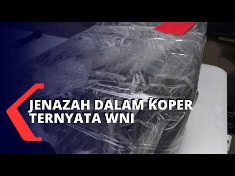 jenazah perempuan dalam koper adalah warga negara indonesia