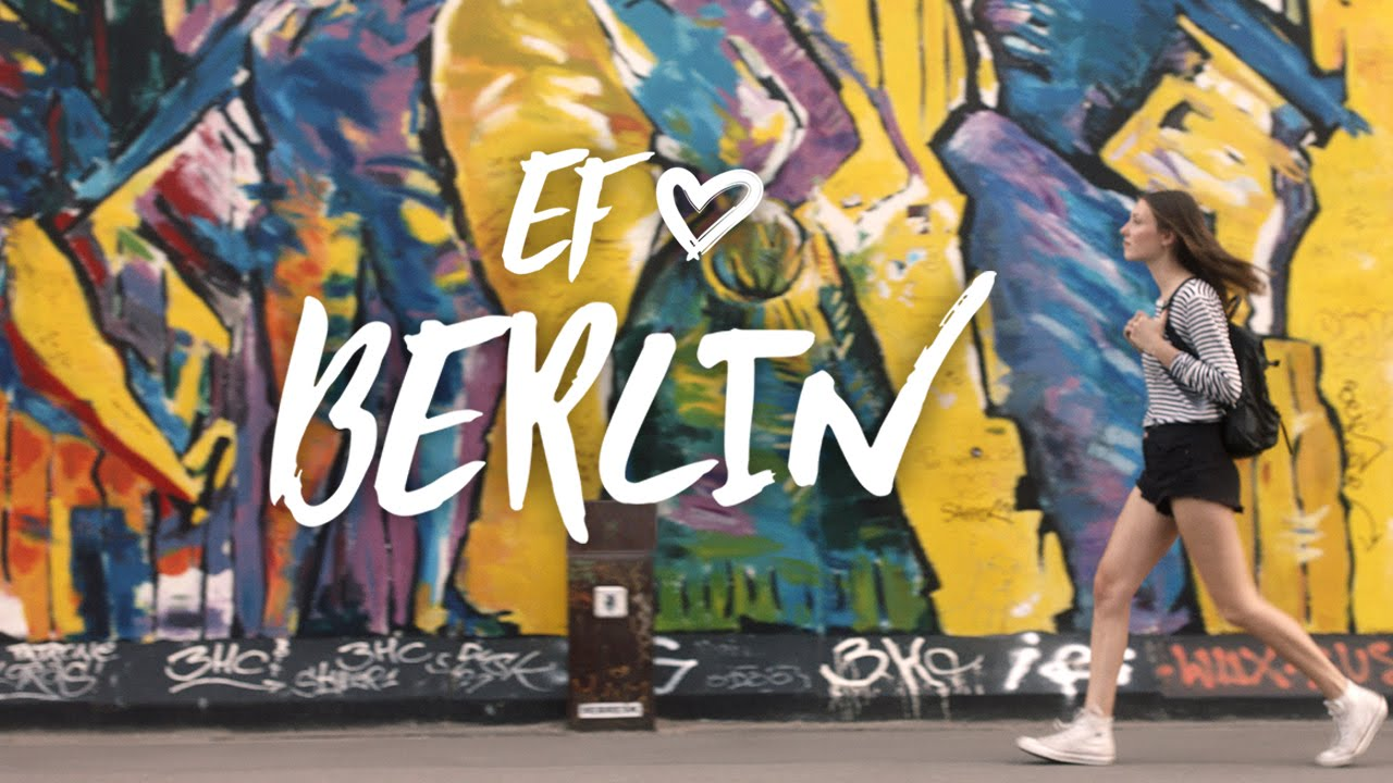 EF ❤ Berlin