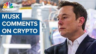 Elon Musk kaufte Ethereum