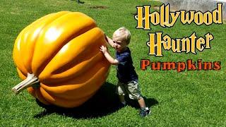 DIY Halloween Decorations - Giant Halloween Pumpkins - Harry Potter Inspired