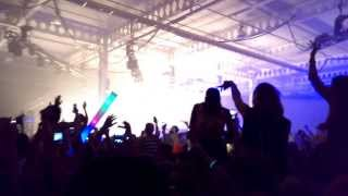 Avicii   I Could be the one  2013 Toronto CNE Live
