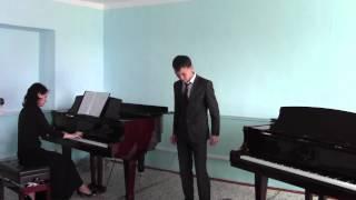 Музыкальный экзамен в Павлодаре