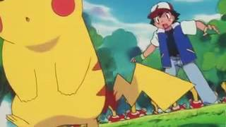 Download Youtube: Pikachu falls in love with Jessie Pokemon