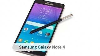 Samsung Galaxy Note 4 - Das beste Smartphone im Test [Deutsch]
