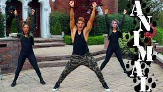 Trey Songz - Animal | The Fitness Marshall | Cardio Concert by The Fitness Marshall