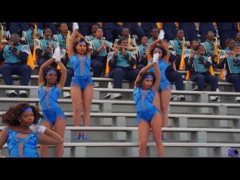 Southern University Fabulous Dancing Dolls Highlights   Prairie View   2019