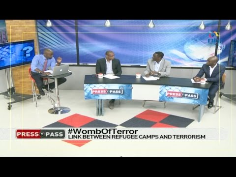 PressPass: Link between refugee camps and terrorism