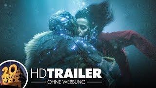 Shape of Water - Das Flüstern des Wassers Film Trailer