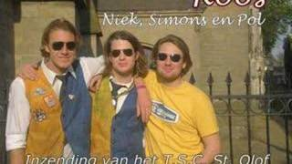 Niek & Simons - Roos (Winnaar AHC songfestival 2007)
