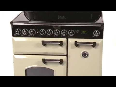 Rangemaster Range Cooker Induction CDL90EI - Various Colours Video 1