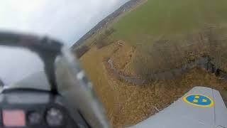 DJI FPV in my Mini Mustang
