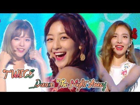 [HOT]TWICE - Dance the Night Away , 트와이스 - Dance the Night Away  Music core 20180721
