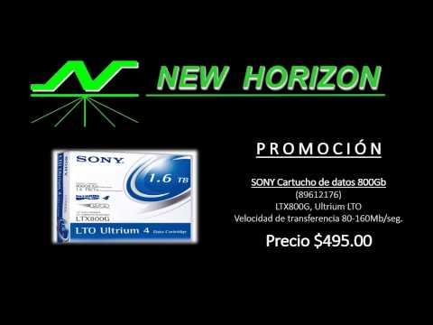 PromoNH79 SONY Cartucho de Datos 800GB