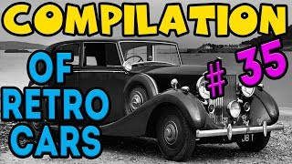 The Big Old Cars Compilation № 35