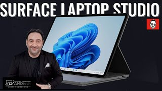 Surface Laptop Studio: Unboxing & First Look Review