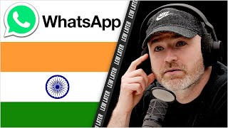 WhatsApp Sues Indian Government...