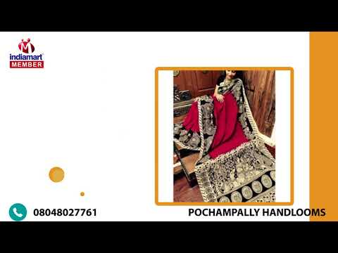 Pochampally Handloom, Secunderabad - Manufacturer of