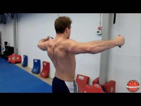 How To: Resistance Band Reverse Fly