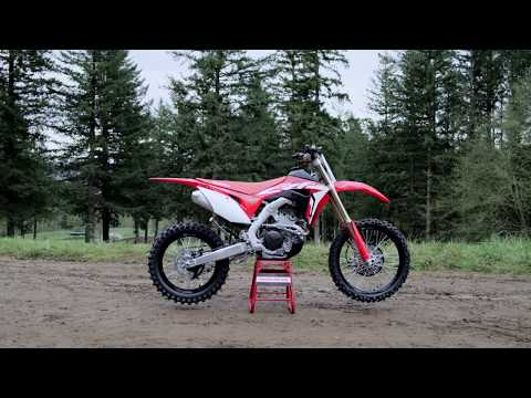 2021 Honda CRF250RX in Hendersonville, North Carolina - Video 1