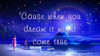 Dream Big by Ryan Shupe with Lyrics