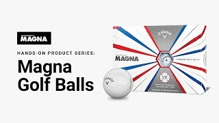 Supersoft Magna Golf Balls - Personalized-video
