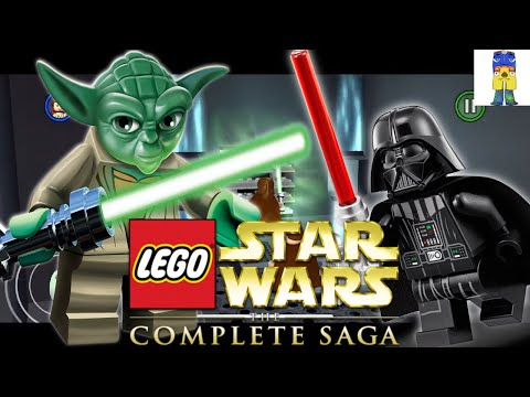 LEGO STAR WARS TCS BE WITH YOU THE FORCE MAY