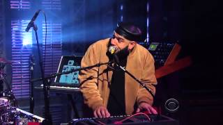 Chromeo - Night By Night (Late Show w/ David Letterman)