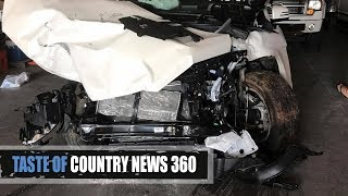 Toby Keith's Daughter in 'Horrific' Car Crash