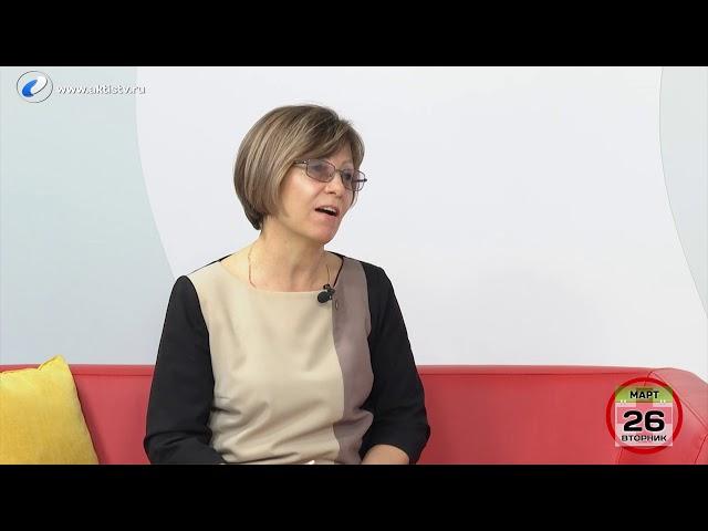 Гость программы «Новый день» Ольга Смирнова