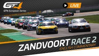 GT4_European - Zandvoort2019 Race 2 Full