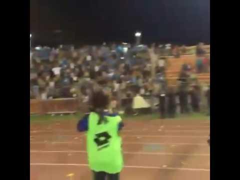 """""""Tampico madero vs gallinas amargas"""" Barra: La Terrorizer • Club: Tampico Madero • País: México"""