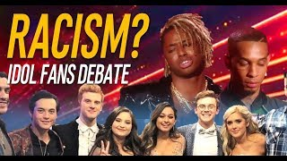 Does American Idol Have A Race Issue? Fans Debate!