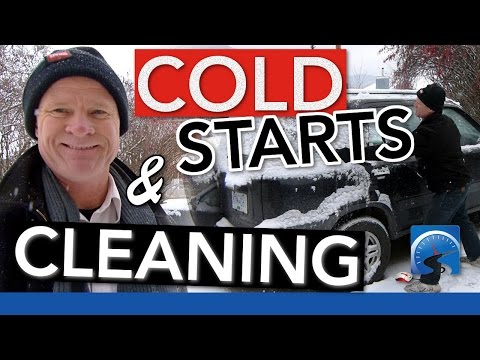 , title : 'How to Start Your Vehicle in the Cold Winter & Clean it Off