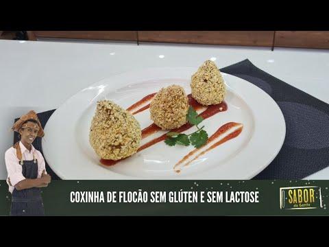 Receita de coxinha de flocão com o chef Rivandro [Sabor da Gente exibido em 15/04/2021]