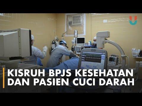 Kisruh BPJS Kesehatan dan Pasien Cuci Darah