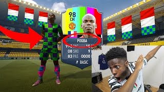 WTF YOU NEED TO WATCH THIS LUCKY PACK!! - (FIFA 17 PACK OPENING)