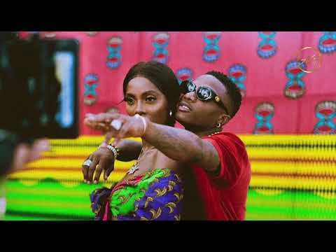 Tiwa Savage & Wizkid Epic Respond ToTrolls Over Dating Rumour is #Stew