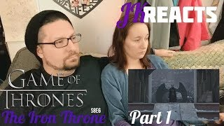 Game of Thrones FINALE Part 1 JKReacts
