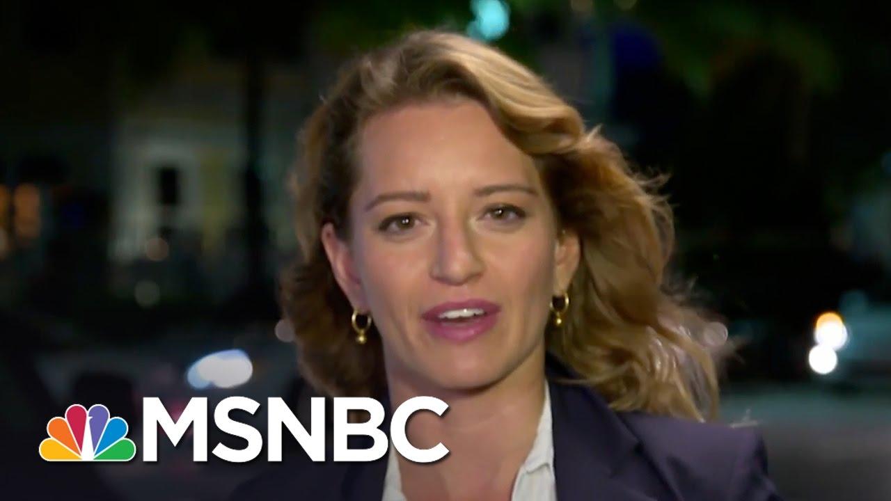 Donald Trump Calls Out NBC's Katy Tur At Rally | The 11th Hour | MSNBC thumbnail