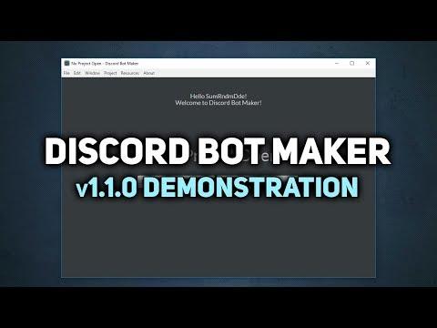 Discord Bot Maker :: Ogłoszenia grupy