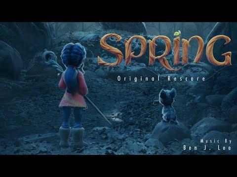 אביב: סרטון אנימציה קצר ומרגש לכם ולילדיכם