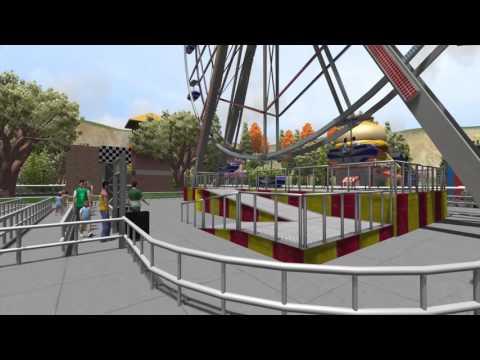Theme Park Studio [PC] Launch Trailer thumbnail