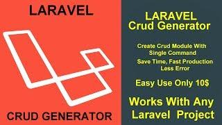 crud generator php - Kênh video giải trí dành cho thiếu nhi