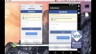 Tutorial: Facebook Login com Xamarin Forms