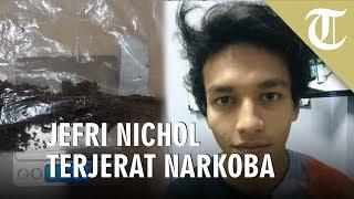Jefri Nichol Ditangkap atas Kepemilikan Ganja